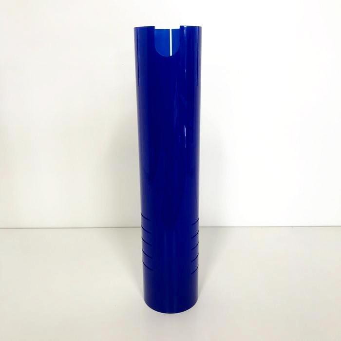外管単品(65A)(600H水槽用)(青)(アクリル3重管用)画像