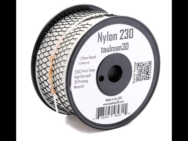 Nylon 230 1.75mm 0.45kg(ナイロン)の画像