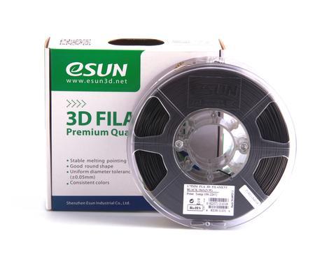 eSUN eAluFill(アルミニューム微粒子入りフィラメント) 1.75mm 1Kgの画像