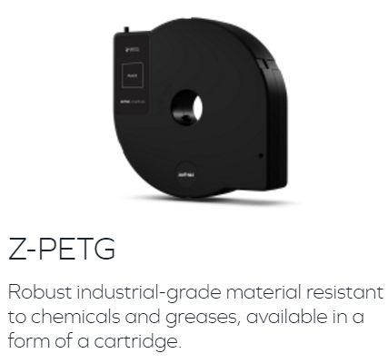 Z-PETG Zortrax社純正 Inventure専用フィラメント …の画像