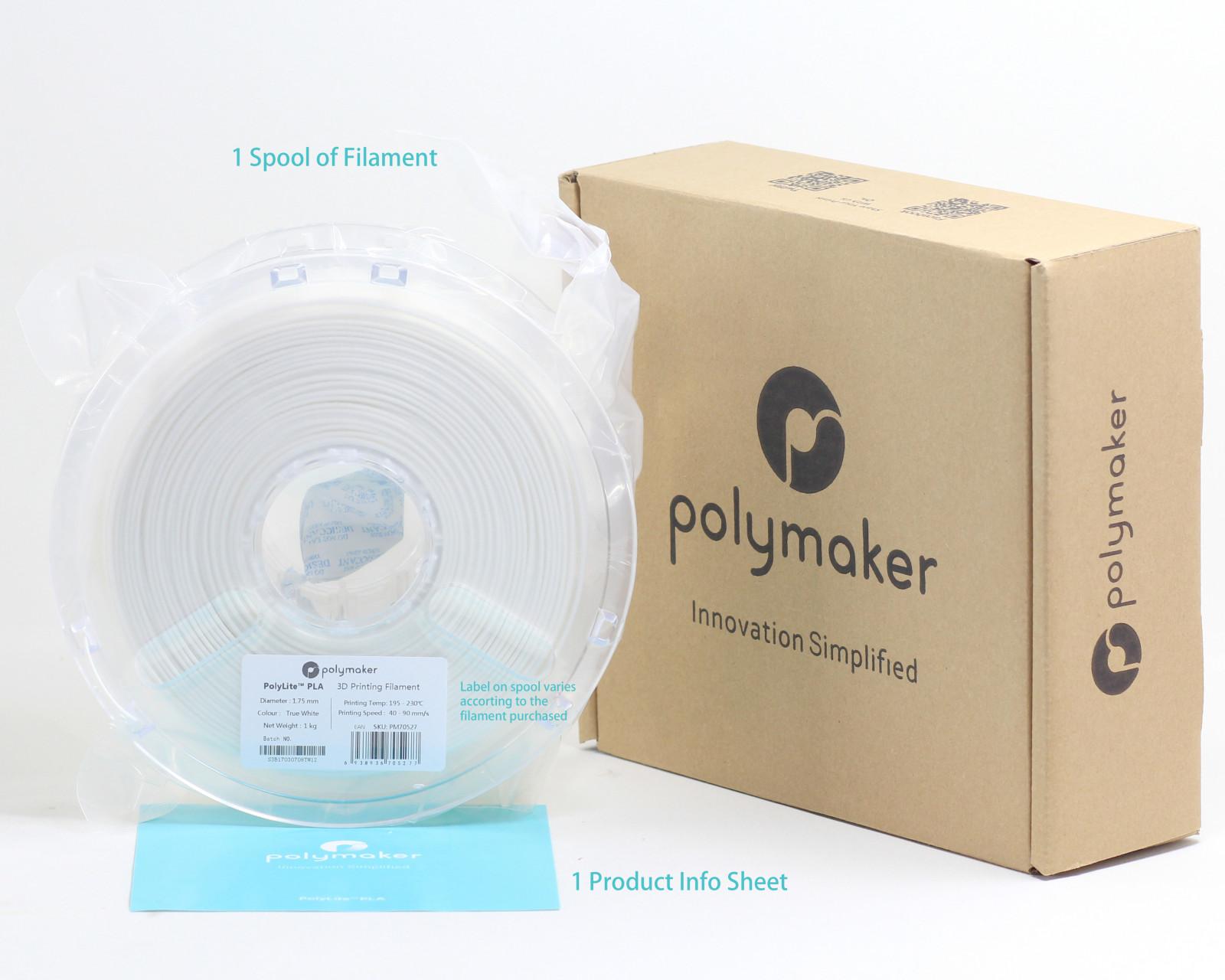 PolyLite  高品質PLA画像
