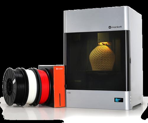 高機能3Dプリンター Mankati E180 展示処分品 1台限り画像