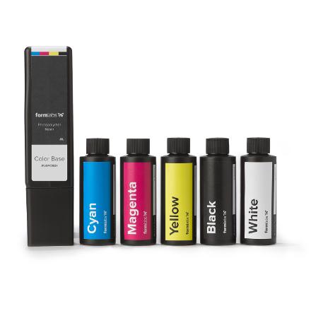 Formlabs Color Kit画像