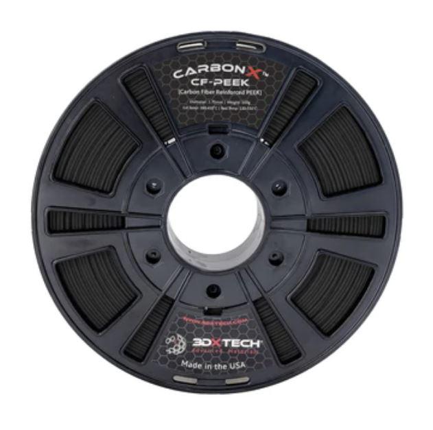 3DXTECH CF+PEEK BLACK 1.75mm 500g画像