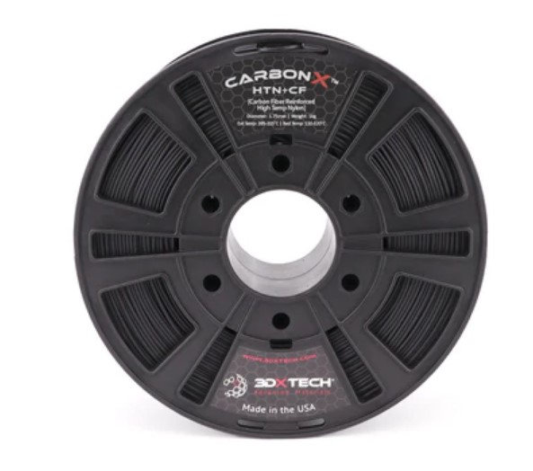 3DXTECH CARBONX 高耐熱Nylon+CF BLACK 1.75mm 500g画像