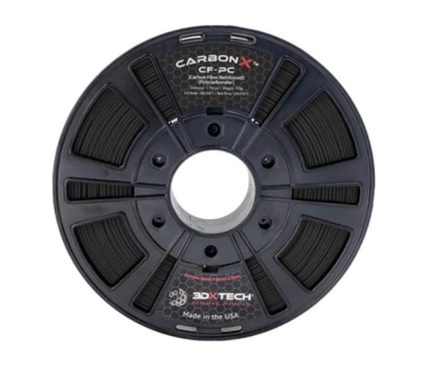3DXTECH CF+PC BLACK 1.75mm 750g画像