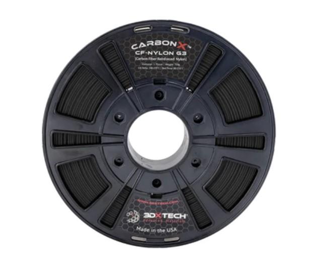 3DXTECH Nylon6+CF G3 BLACK 1.75mm 750g画像
