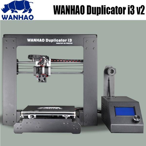 Wanhao Duplicator i3 V2.1 Steel Frame画像
