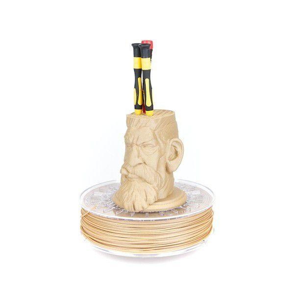 木材フィラメント Woodfill 1.75mm 0.6kg画像