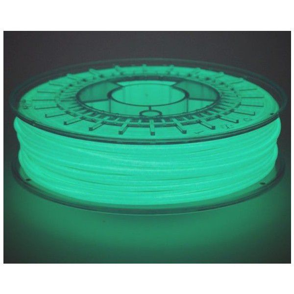 蓄光フィラメントGLOWFILL 1.75mm 0.75kgの画像