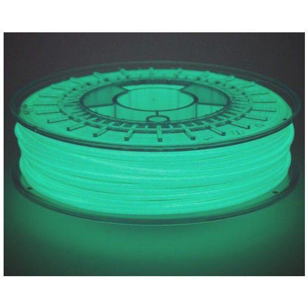蓄光フィラメントGLOWFILL 1.75mm 0.75kg画像