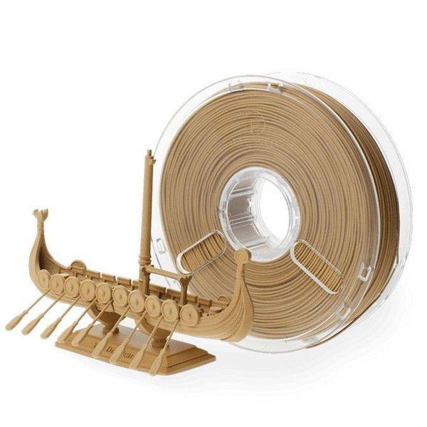 PolyWood (最高品質・木材質) 1.75mm 0.6kgの画像