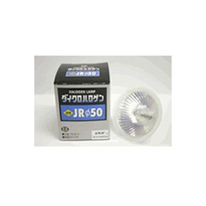 【IZ】 ダイクロハロゲン ランプ 50W広角JR12V−50WWK5G画像