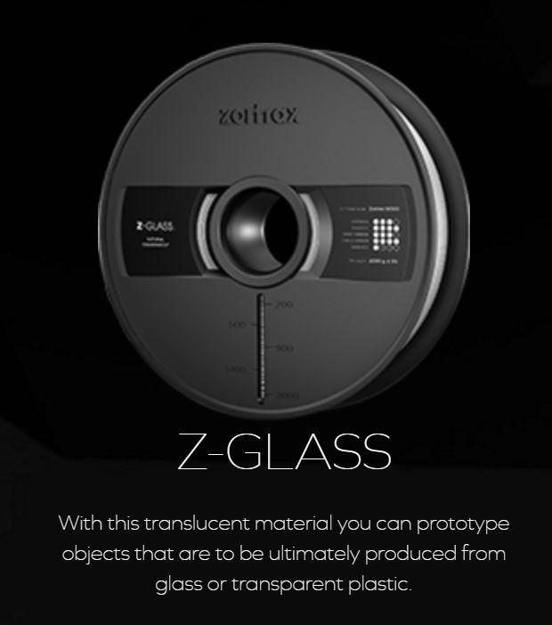 Zortrax Z-Glass 2kg画像