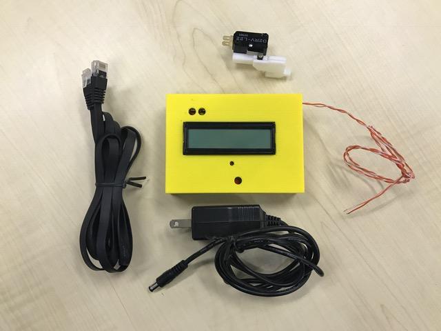 M200用 フィラメント切れ警告メール送信装置の画像