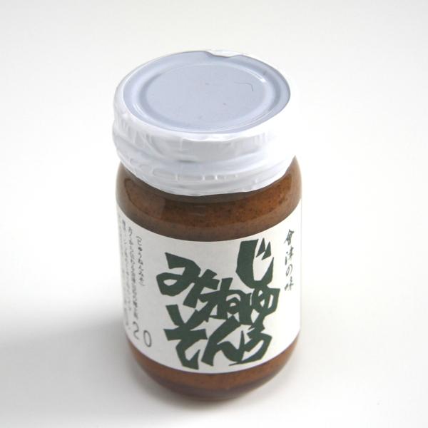 じゅうねんみそ エゴマの実で作ったてづくり甘味噌画像