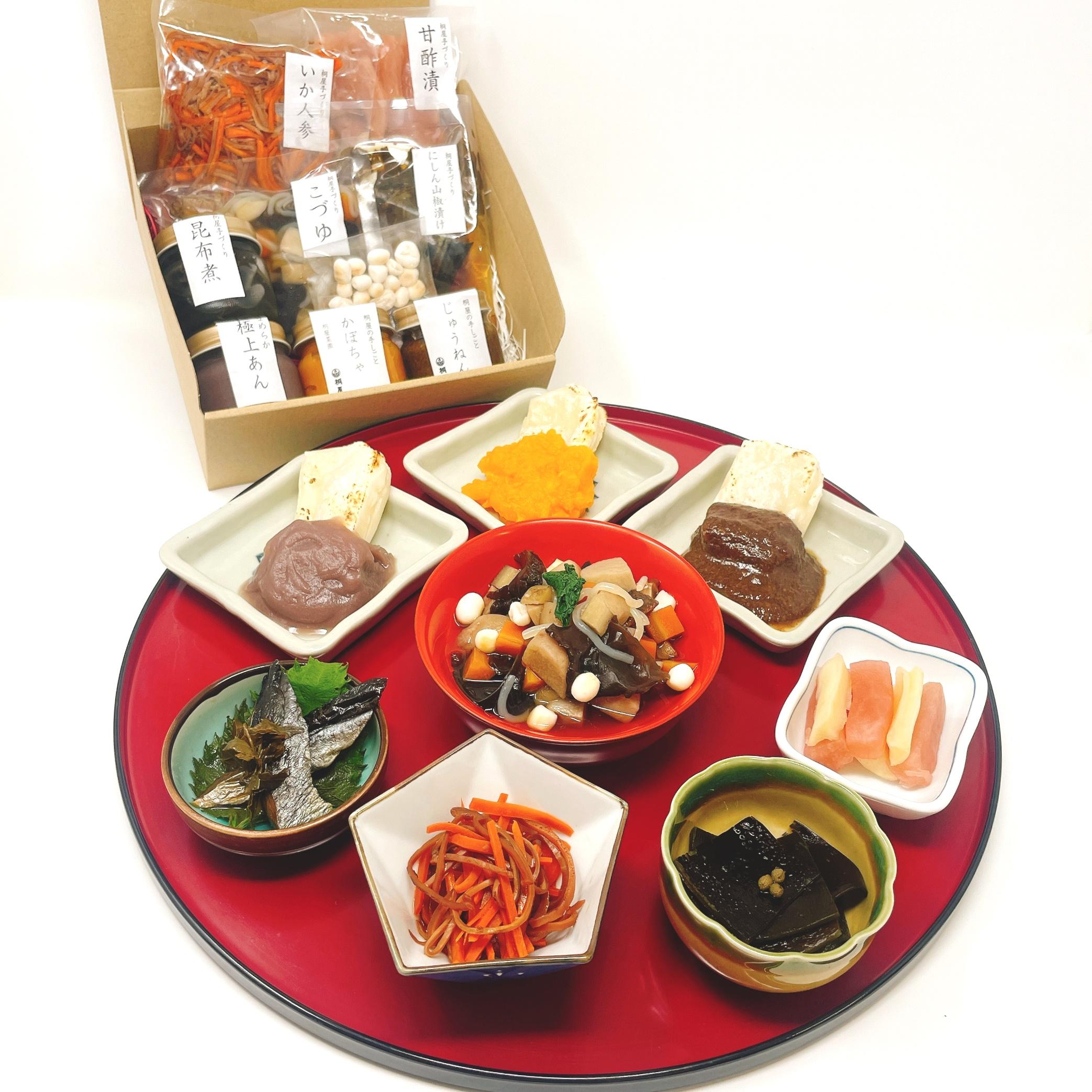 会津のお正月セット 会津の味をどうぞ!画像