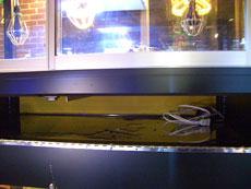 (写真2)床下のメンテナンス用スペース