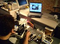 高倍率ネットワークカメラでの診断システム