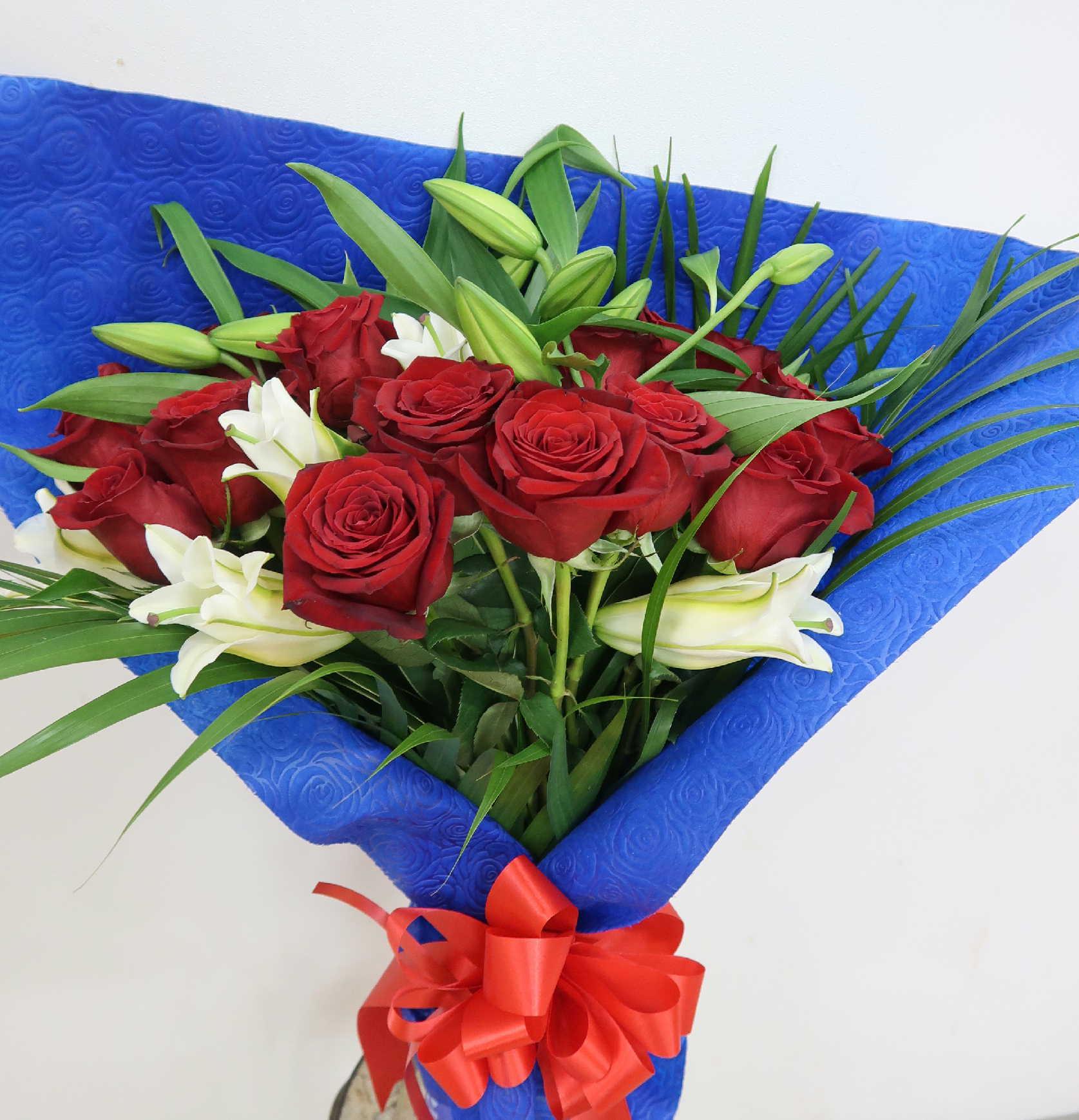 【ウィクトール】 情熱の花束画像