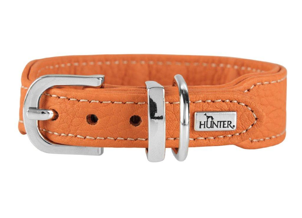 ハンター カーフレザー カンヌ ミニ カラー orangeの画像