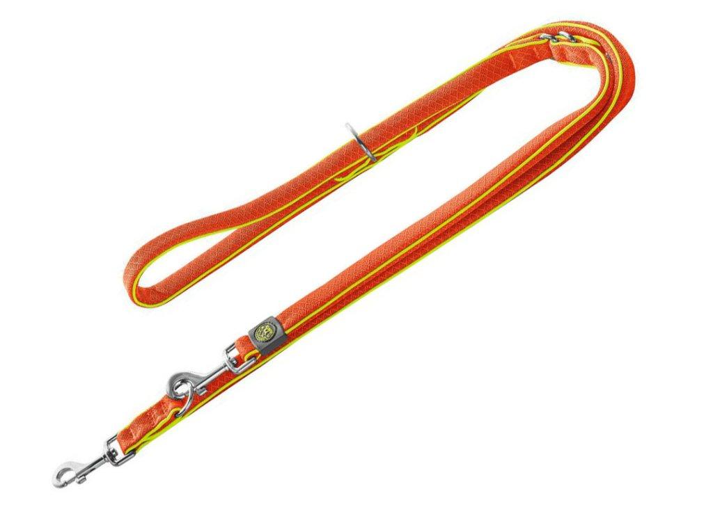 ハンター マウイ トレーニング(3way)リード orangeの画像