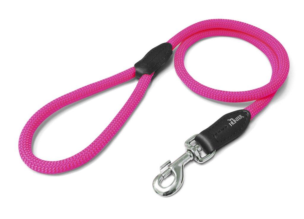 ハンター ナイロンロープ フリースタイル リード neon pinkの画像