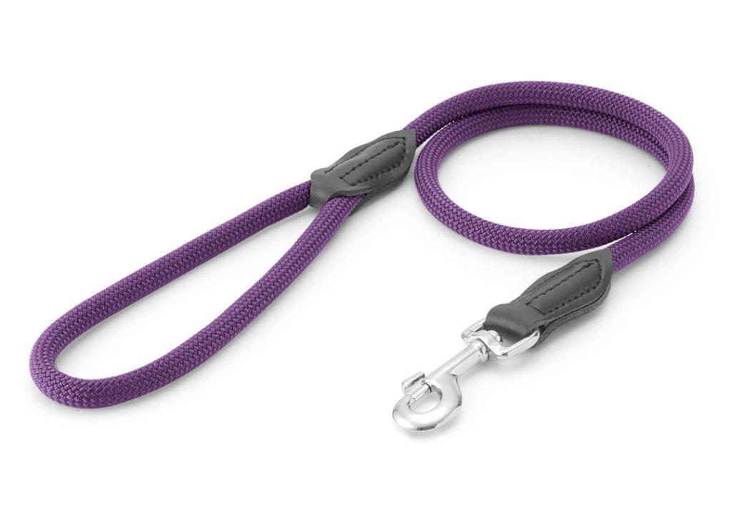ハンター ナイロンロープ フリースタイル リード violetの画像