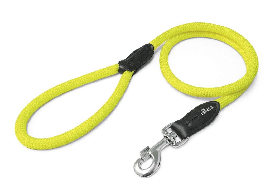 ハンター ナイロンロープ フリースタイル リード neon yellowの画像