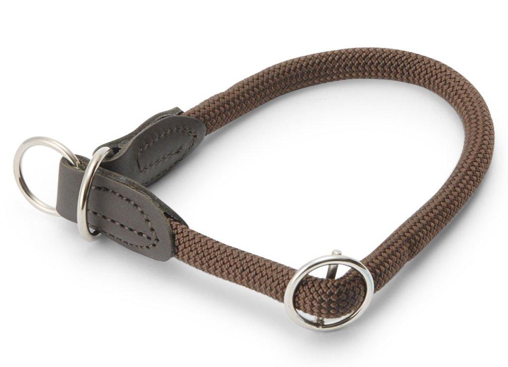 ハンター ナイロンロープ フリースタイル トレーニングカラー brownの画像