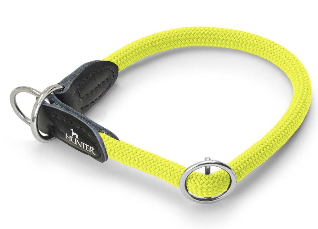 ハンター ナイロンロープ フリースタイル トレーニングカラー neon yellowの画像