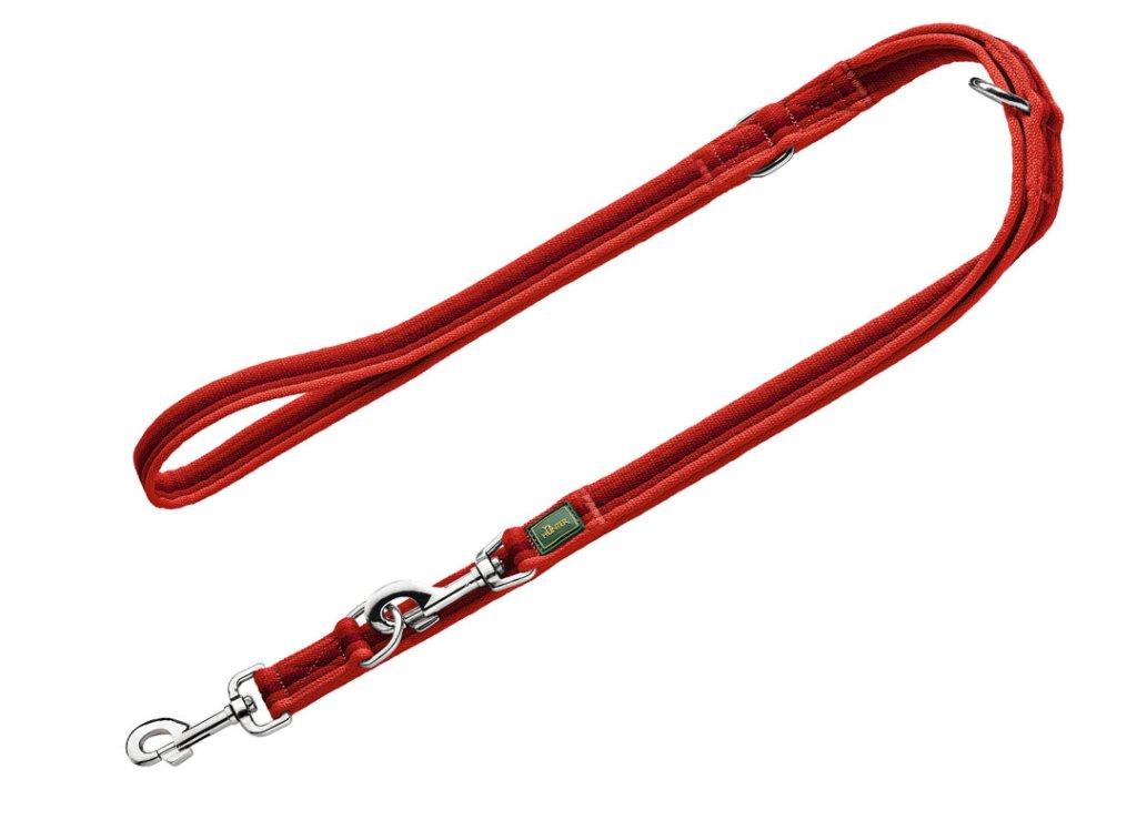 ハンター ダバオ トレーニング(3way)リード redの画像