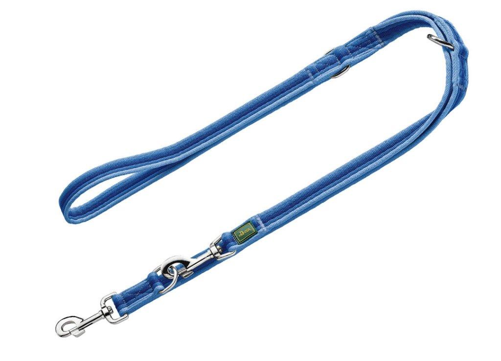 ハンター ダバオ トレーニング(3way)リード blueの画像