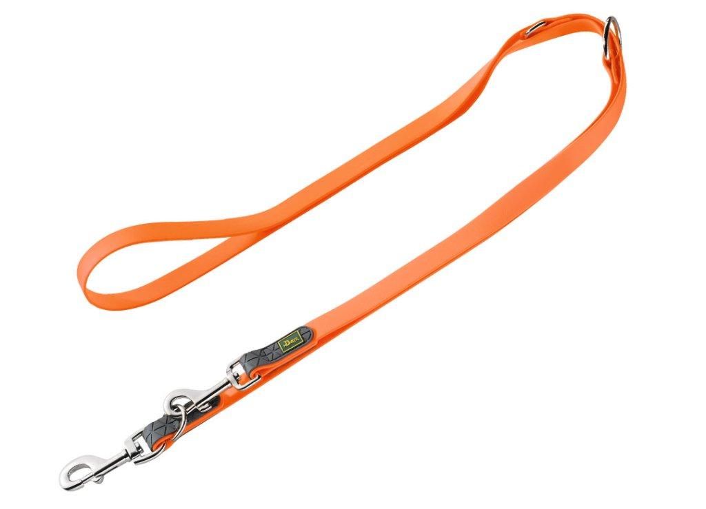ハンター コンビニエンス トレーニング(3way)リード neon orangeの画像