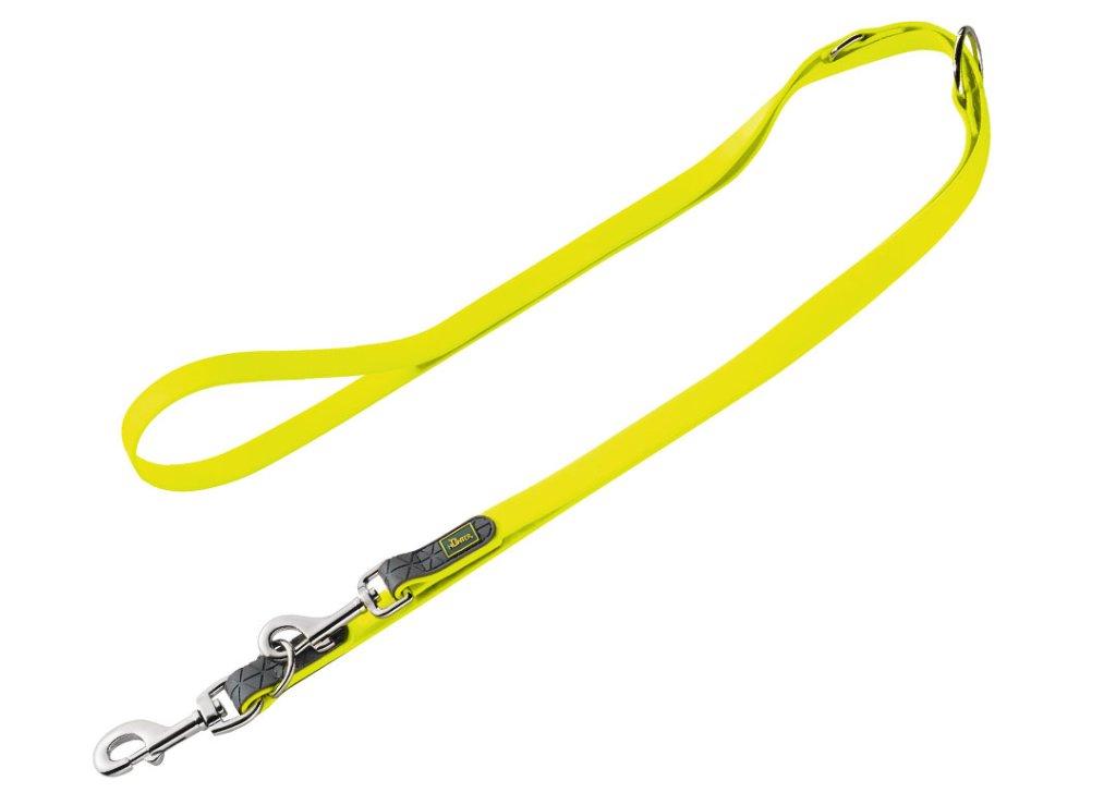 ハンター コンビニエンス トレーニング(3way)リード neon yellowの画像