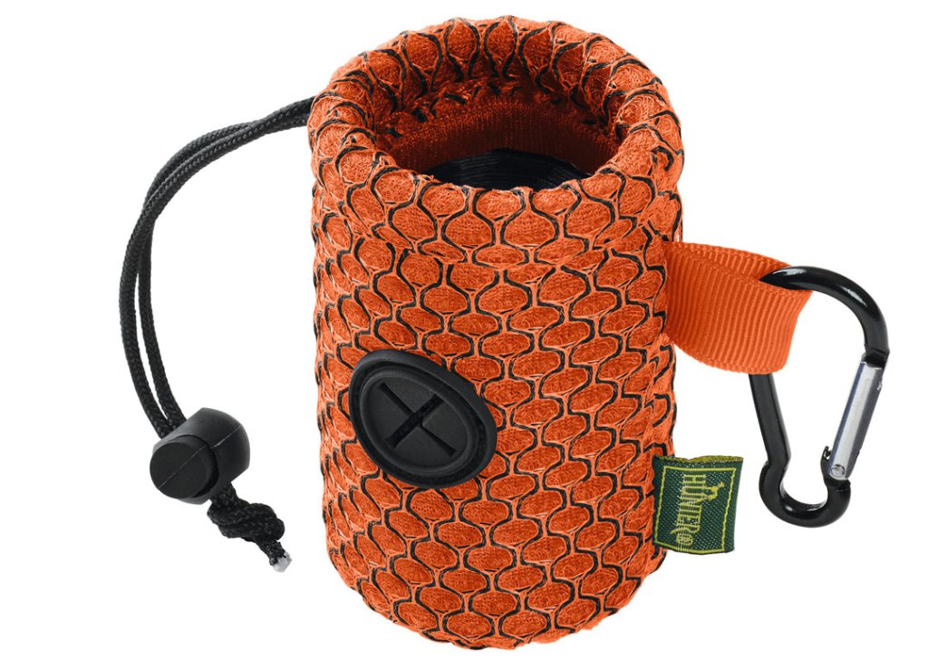 ハンター プープバッグ ディスペンサー ヒロ orangeの画像