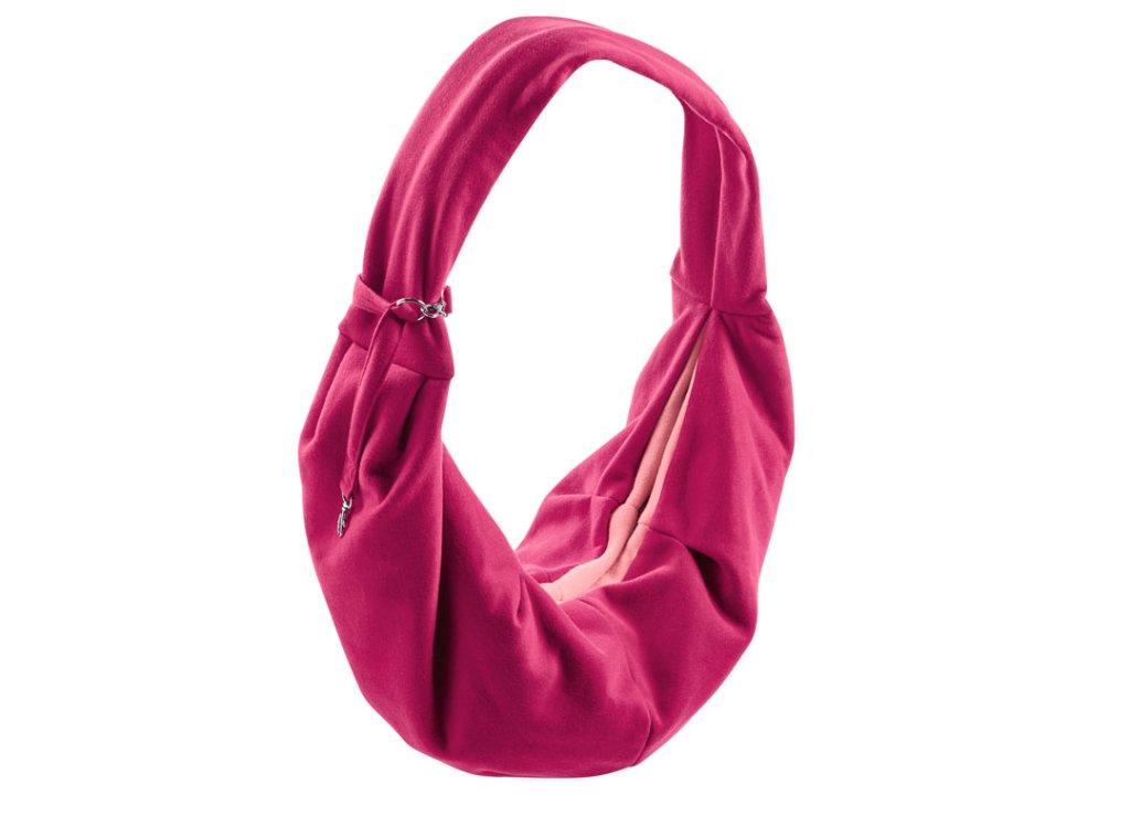 ハンター キャリーバッグ ロサンゼルス pink/light pinkの画像