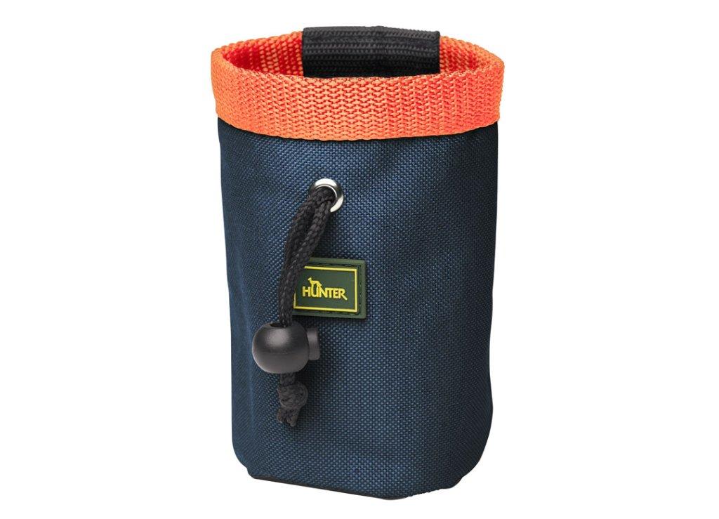 ハンター ベルトバッグ ブグリノ ベーシック grey-blue/orangeの画像