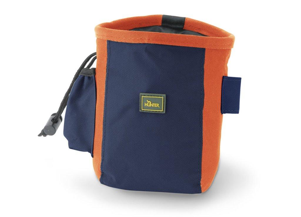 ハンター ベルトバッグ ブグリノ スタンダード grey-blue/orangeの画像