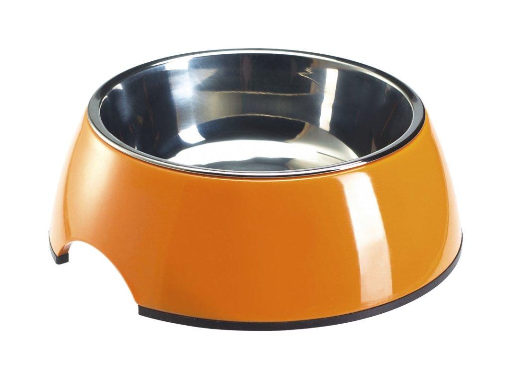 ハンター メラミンボウル オレンジの画像