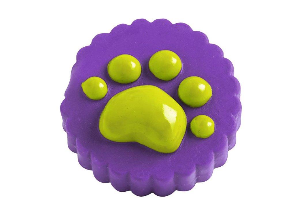 ハンター ドッグトイ パウ purpleの画像