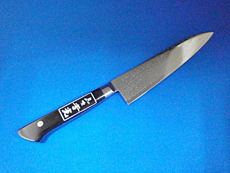 ペティナイフ・V金10・135mm|軽量で小回りが効き、とても便利な万能包丁|刃物通販 鍛冶屋・吉光の画像