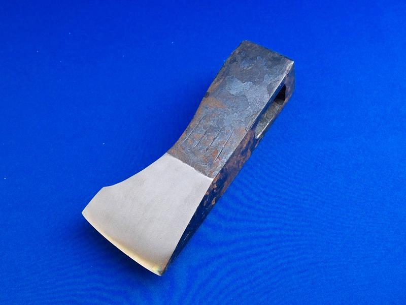薪割り専用・薪割斧・910mm |焚き火・薪ストーブ・暖炉の薪作りに長崎手打刃物 鍛冶屋・吉光の薪割斧 画像