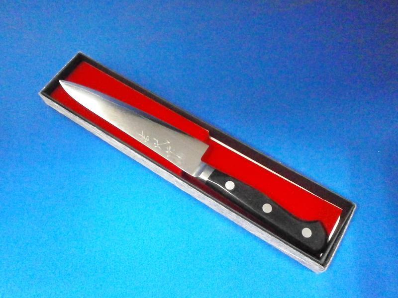 V金10・ペティナイフ・150mm|一人暮らしや細かい作業にオススメの贈答品(ギフト)|鍛冶屋・吉光画像